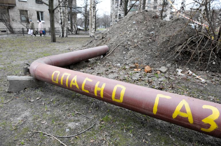 В Ленобласти 85 тысяч жилых домов могут бесплатно подключить к газу