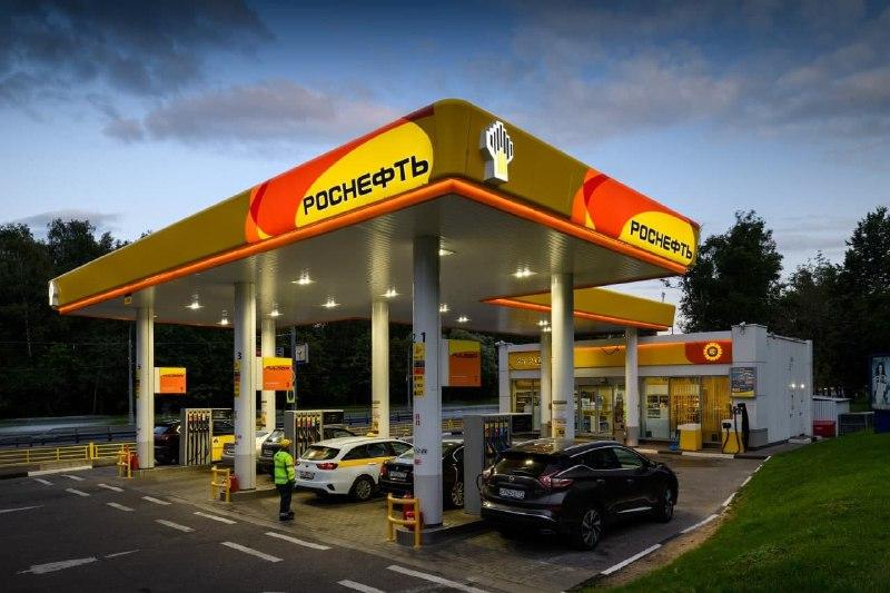 Корпоративные клиенты розничной сети «Роснефть» в Северо-Западном регионе могут оплачивать топливо бесконтактно