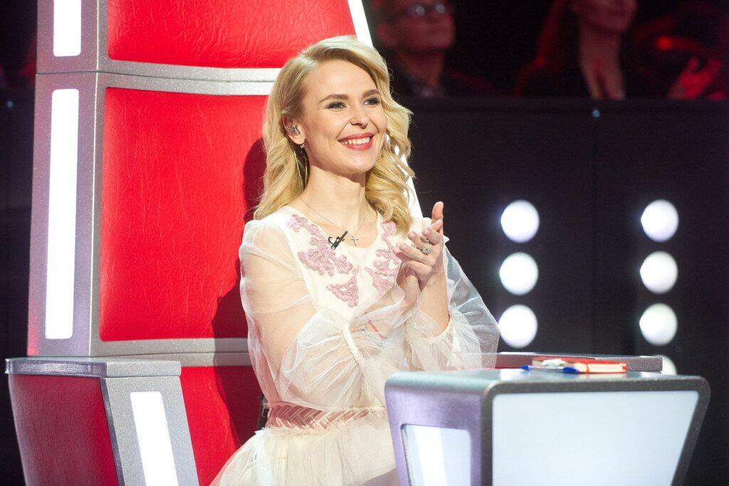 Пелагея вошла в золотой состав жюри шоу «Голос»
