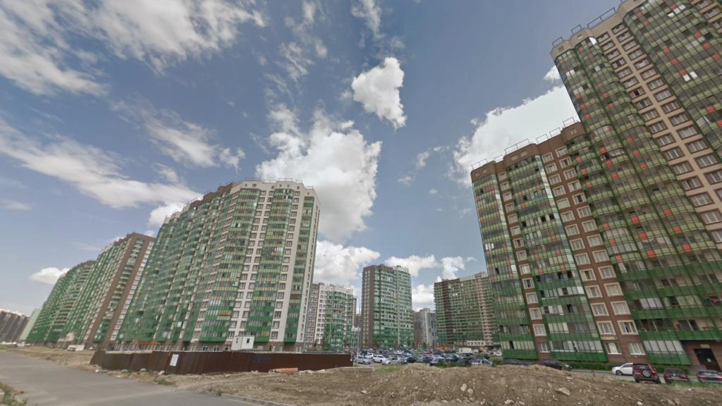 Белоруса нашли голым и мертвым в квартире в Мурино