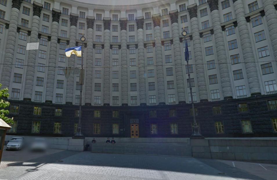 Мужчина обещал взорвать гранату в здании украинского кабинета министров