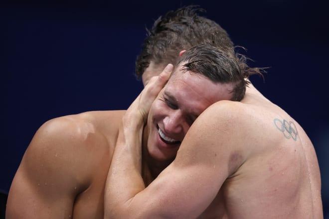 Мужская сборная США по плаванию обновила мировой рекорд на ОИ-2020