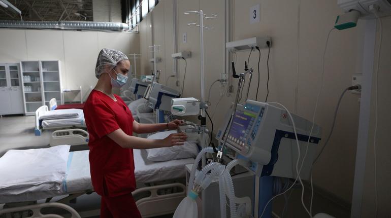 Еще 55 человек умерли от коронавируса в Петербурге: меньше, чем вчера
