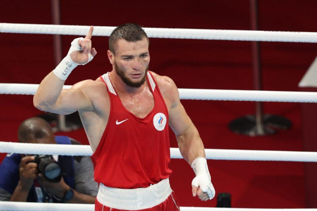 Российский боксер завоевал бронзу на Олимпиаде в Токио