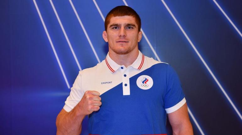 Борец Муса Евлоев завоевал для российской сборной 13-ю золотую медаль