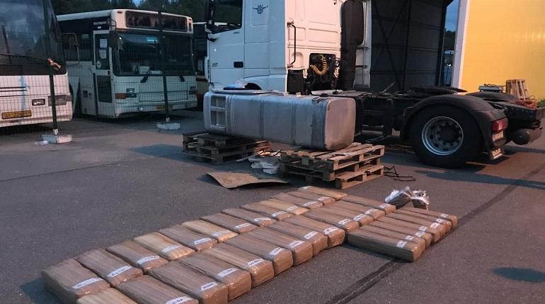 Таможенники не дали ввезти в Россию почти 300 килограммов наркотиков