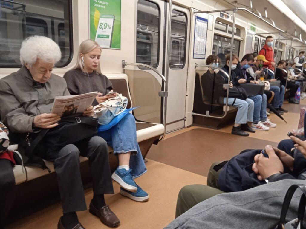 Метро Петербурга может расширить список правонарушений для пассажиров