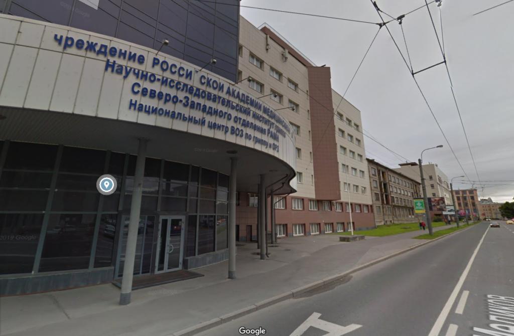 НИИ гриппа им. Смородинцева возобновит работу с 23 августа