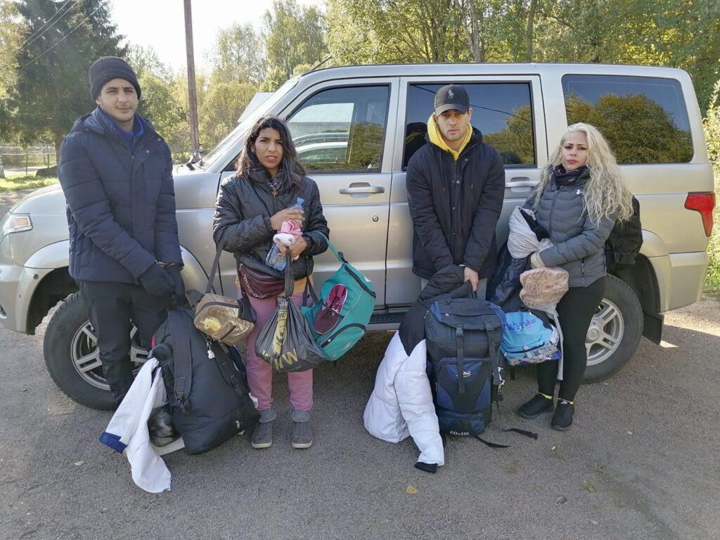 В поисках лучшей жизни: шесть латиноамериканцев пытались попасть из России в Европу