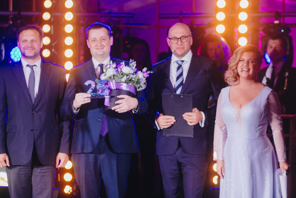 В Петербурге наградили самых добрых жителей города