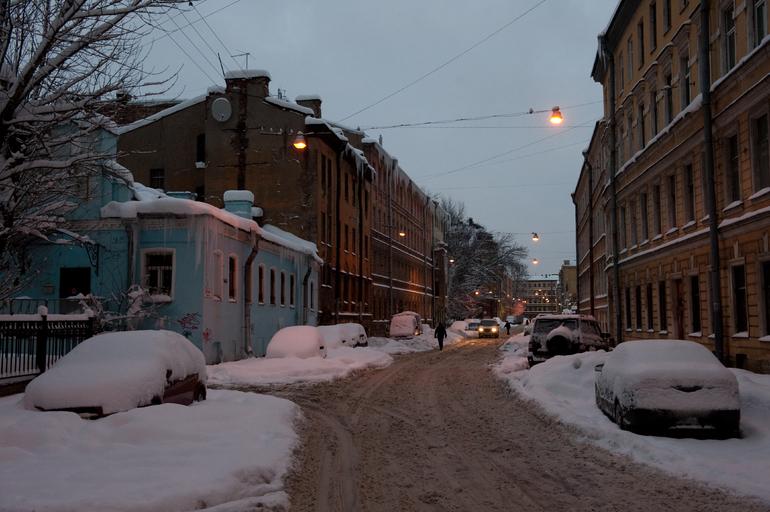 Какую погоду ожидать в России зимой 2021/2022