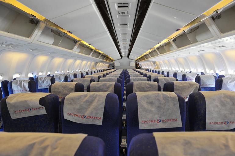 Самолеты из Кургана в Петербург начнут летать с 25 октября