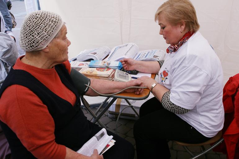 В Ленобласти в рамках акции «Ленинградское сердце» врачи осмотрели пять тысяч пациентов