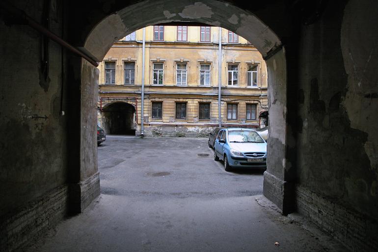 Петербургские грабители платформы 9 ¾ уехали в места менее отдалённые, чем Хогвартс