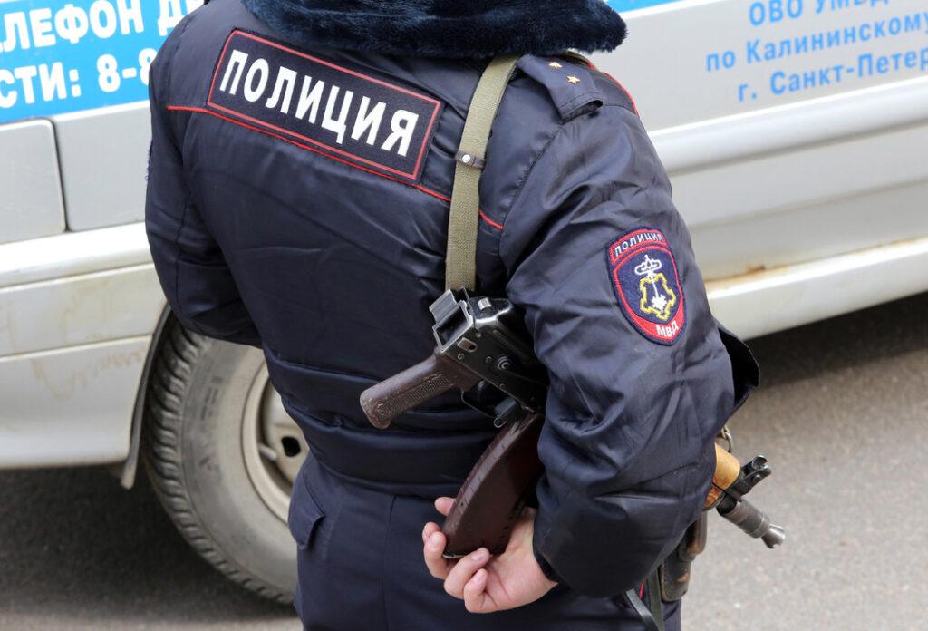 Неизвестный с оружием напал на отделение полиции в Лисках под Воронежем