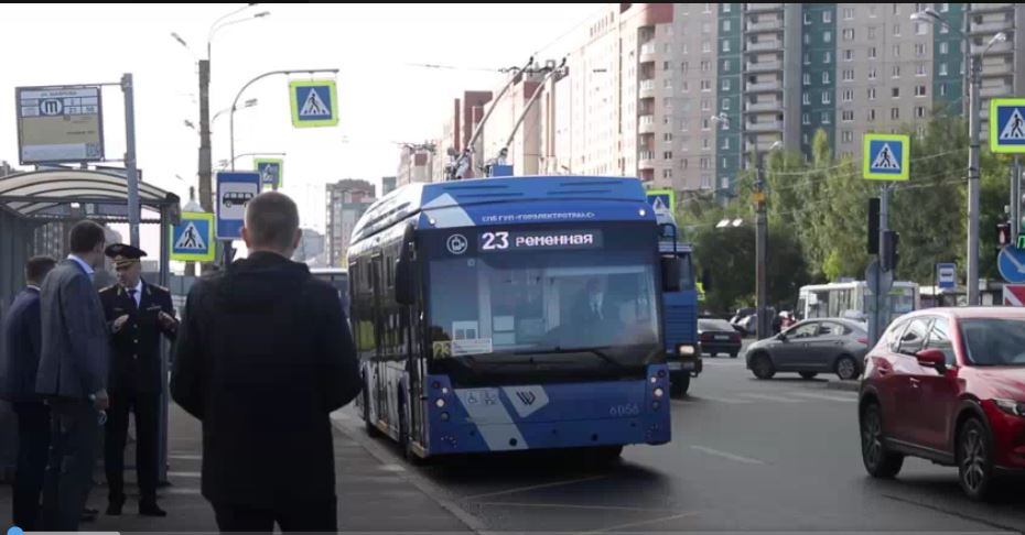 По заявкам петербуржцев продлевают маршруты в рамках перехода на новую транспортную модель