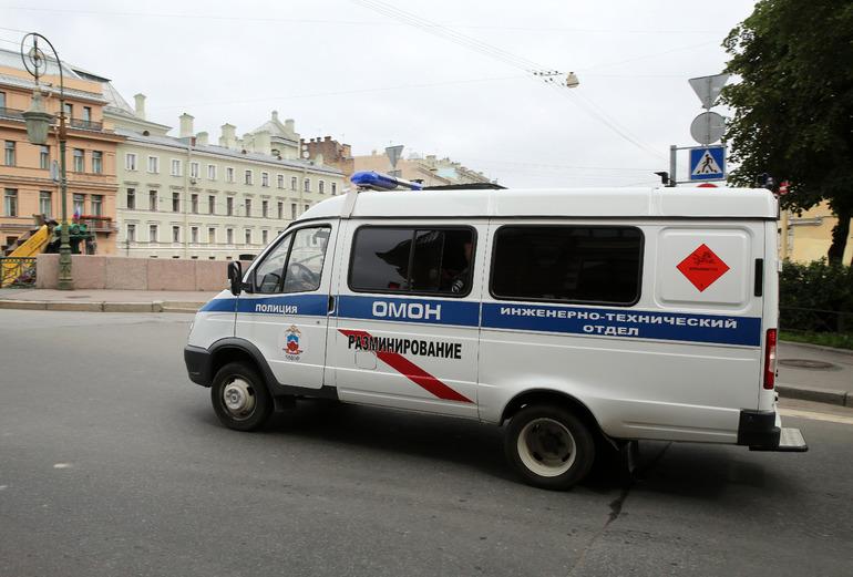 Росгвардия: обнаруженный в Кировском подъезде предмет не представляет опасности