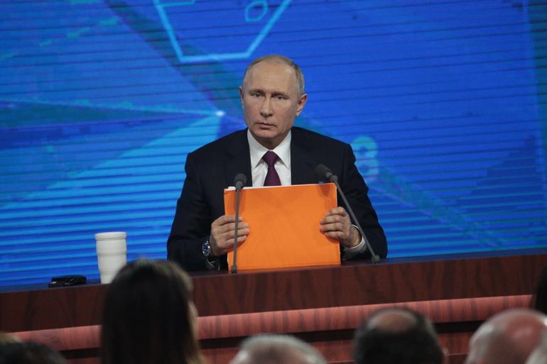 Путин заявил о важности семейных ценностей для российского общества