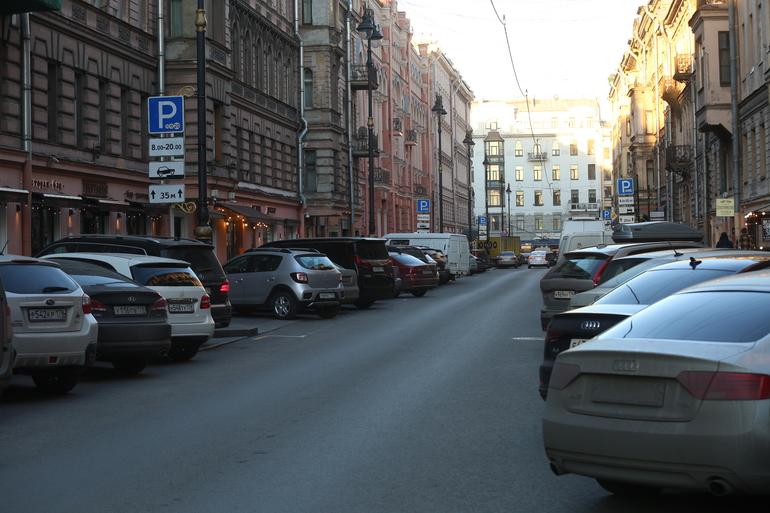 Парковка на Ярославской улице станет платной с 1 декабря