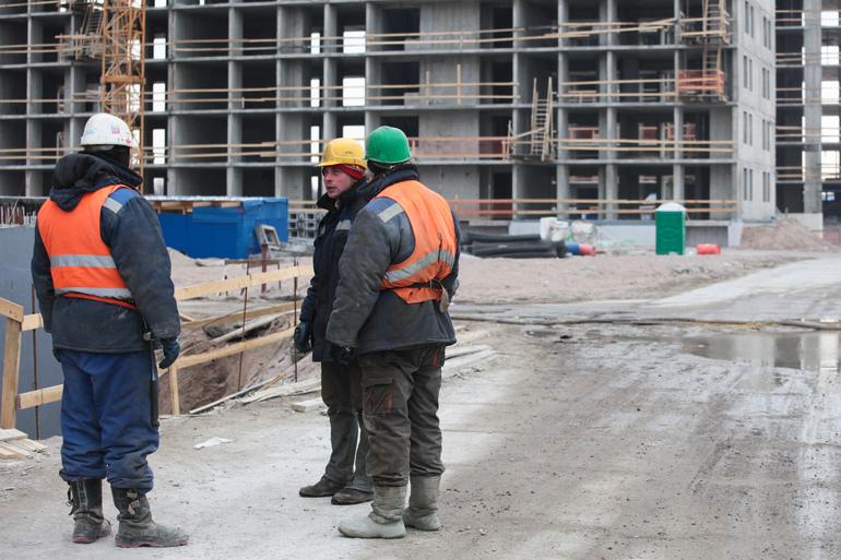 В Новом Мурино завершилось строительство «проблемного» дома