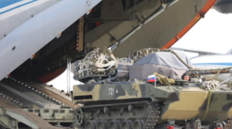 На 14 полигонах начались российско-белорусские учения «Запад-2021»