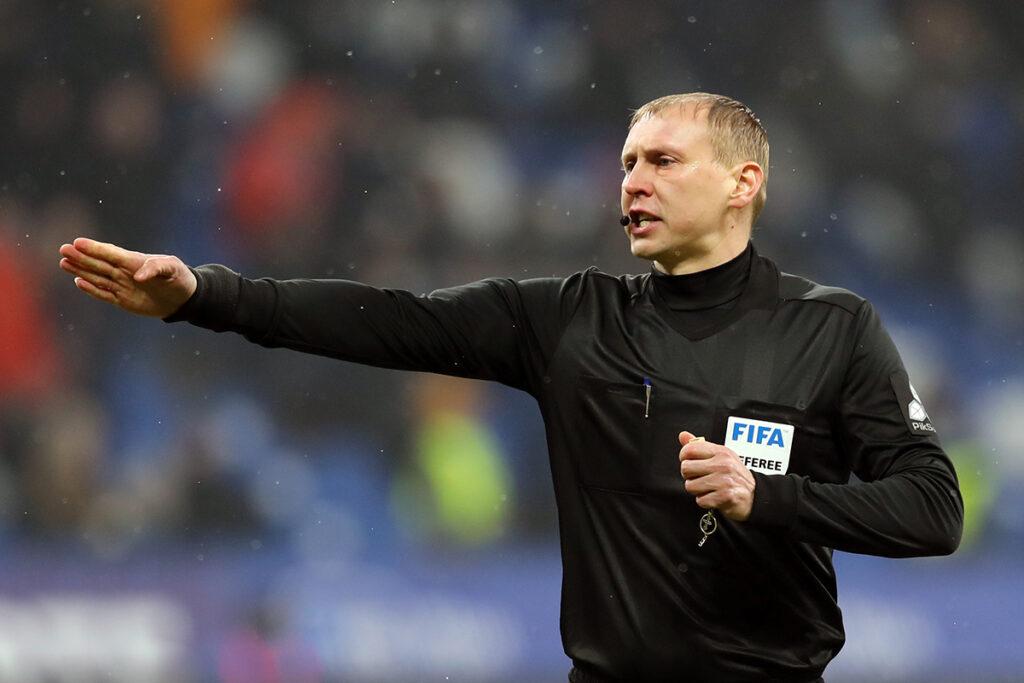 «Рубин» – «Зенит»: известен главный арбитр матча