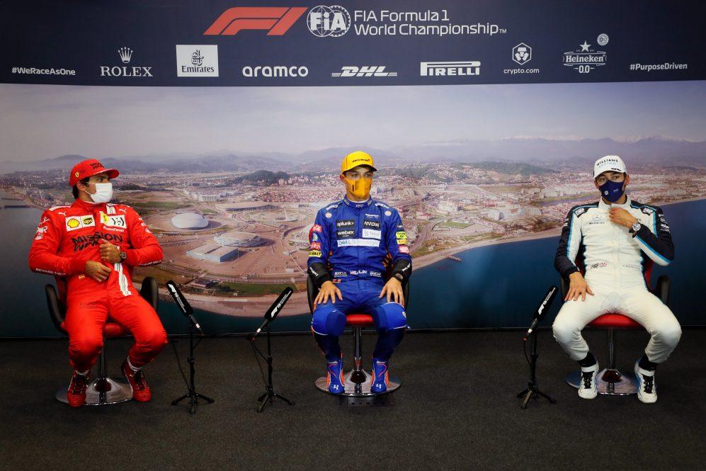 Лучший в истории Гран-при России: дождь сделал гонку «Формулы-1» в Сочи фантастической, но уменьшил шансы петербуржца на титул