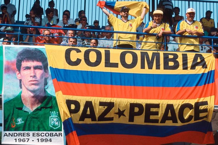 Футболист погиб из-за автогола на чемпионате мира: как убили Эскобара
