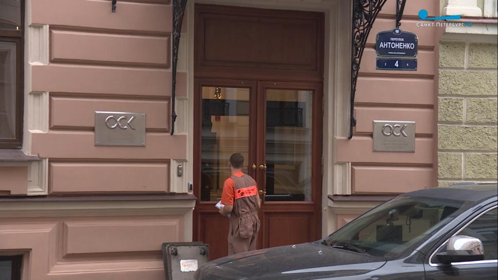 Полтавченко перевез штаб-квартиру ОСК из Москвы к Заксобранию Петербурга