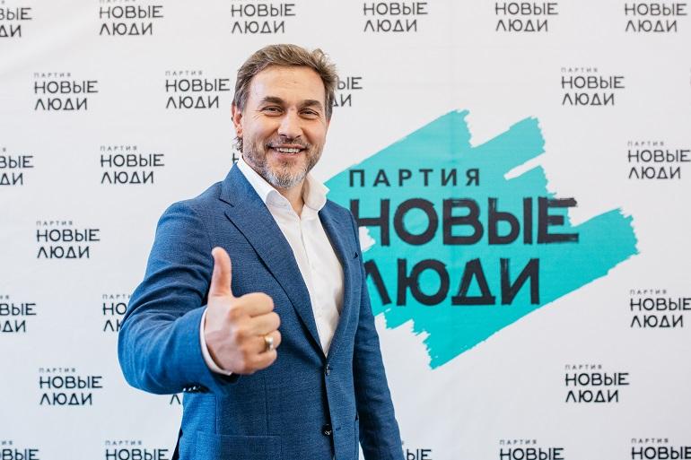 «Новые люди» — партия №1 в Санкт-Петербурге
