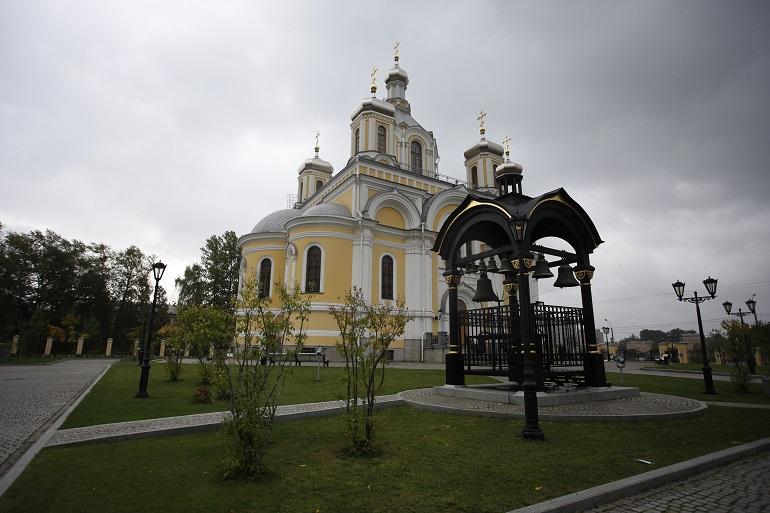 Архиерейское подворье храма Святой Троицы обрело новую жизнь