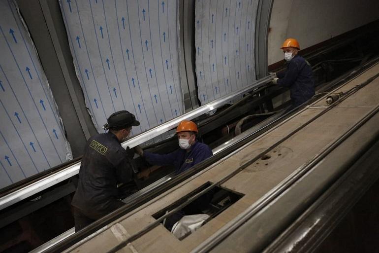 Станцию Маяковская откроют уже в декабре 2021 года