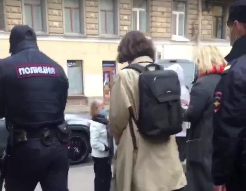 Руководителя проекта «День Д» Анастасию Принцеву задержали силовики
