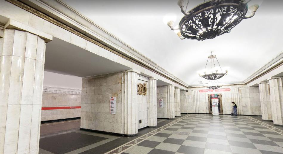 В Петербурге капитально отремонтируют станцию метро «Владимирская»