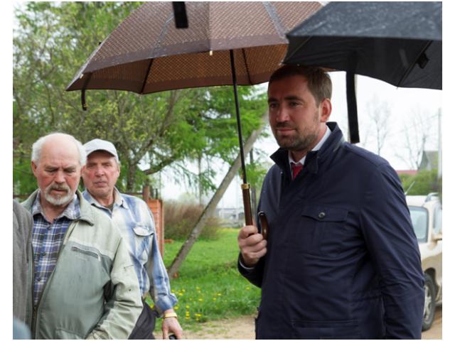 Депутат областного ЗакСа Гайсин замахнулся на 3 миллиарда