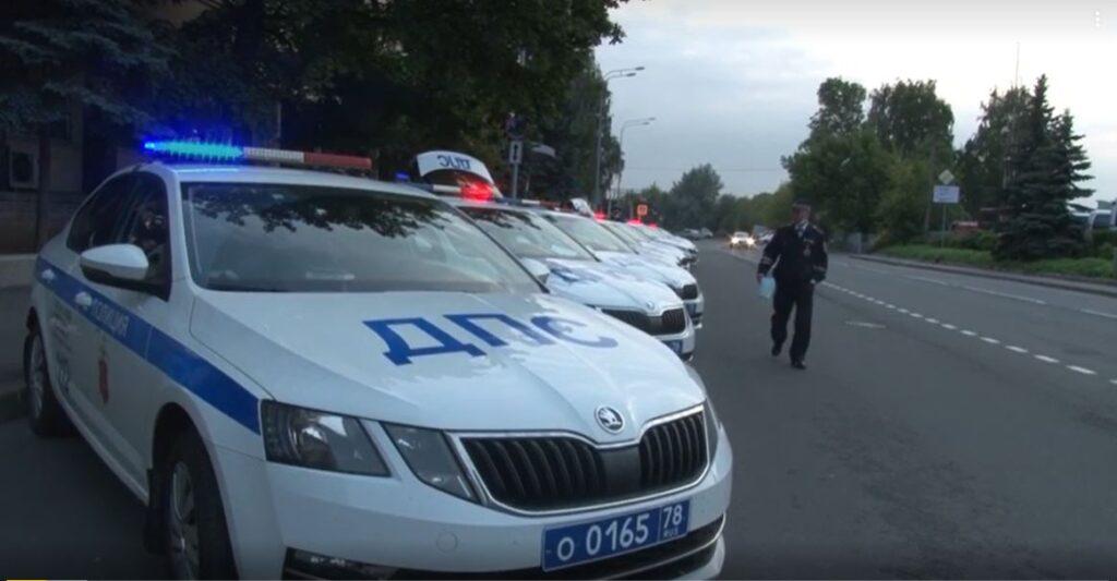 Во время рейдов в Петербурге поймали 168 автомобилистов под алкоголем и наркотиками