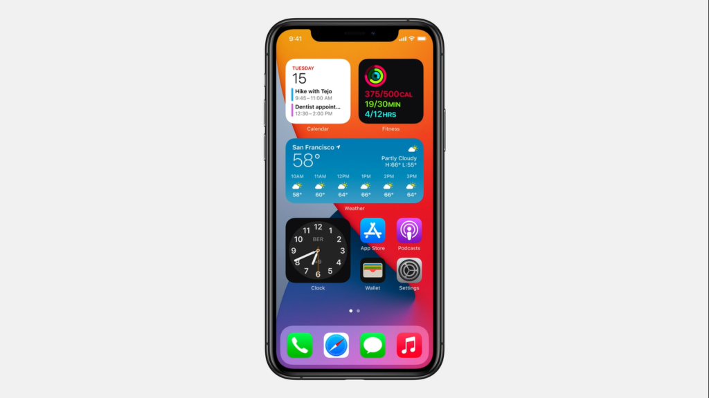 Apple презентовала миру новый iPhone 13