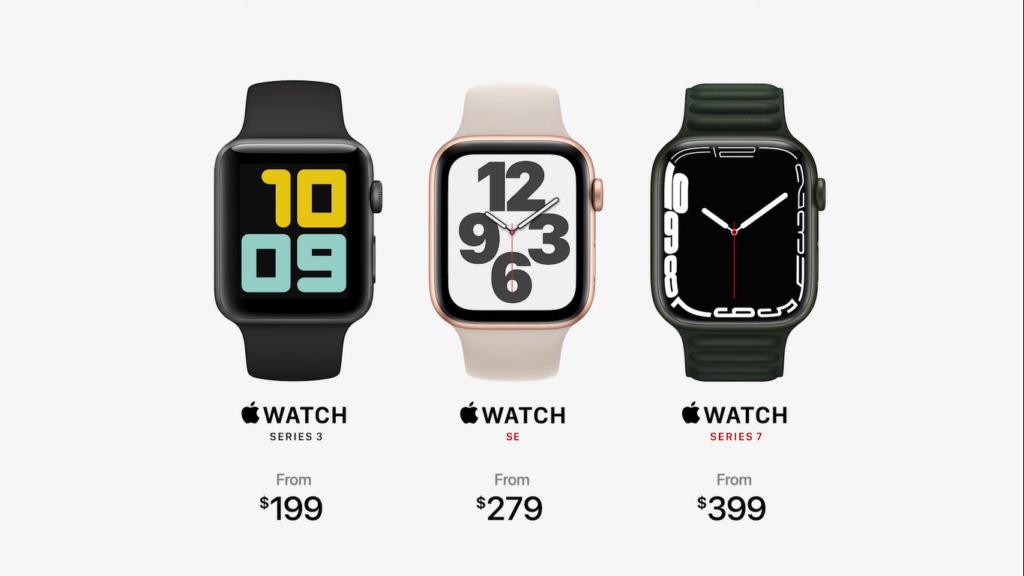 В Кремниевой долине представили новые часы Apple Watch и iPad