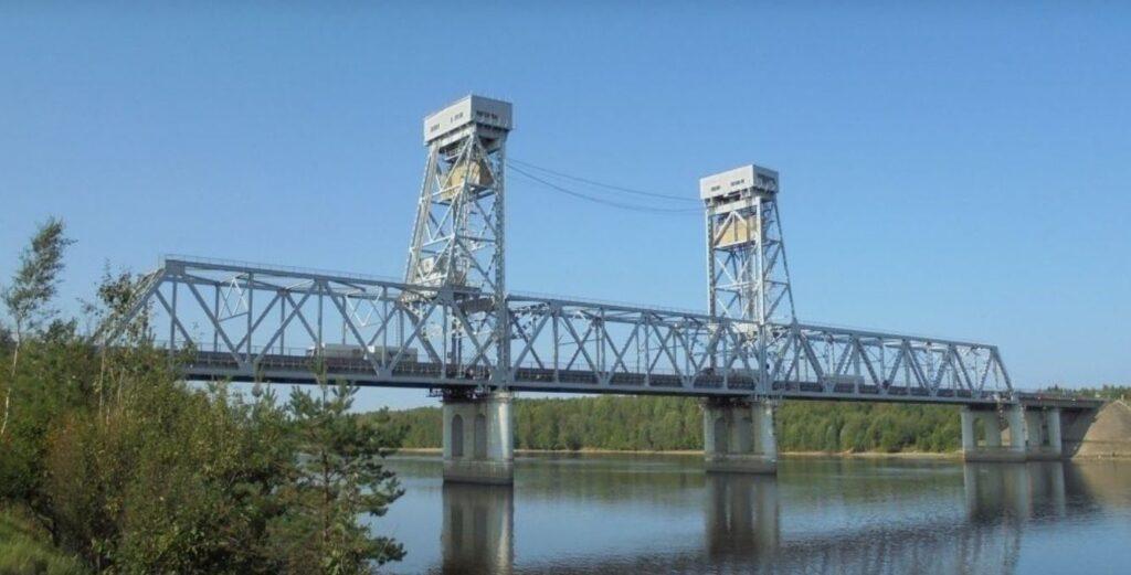 Трассу «Кола» перекроют 19 сентября из-за разводки моста через Свирь