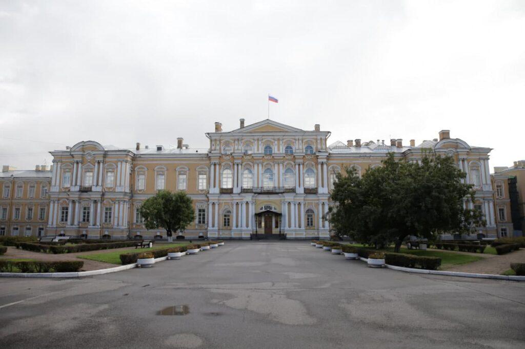 Как выглядит Воронцовский дворец до сноса аварийных флигелей: фоторепортаж Мойки78