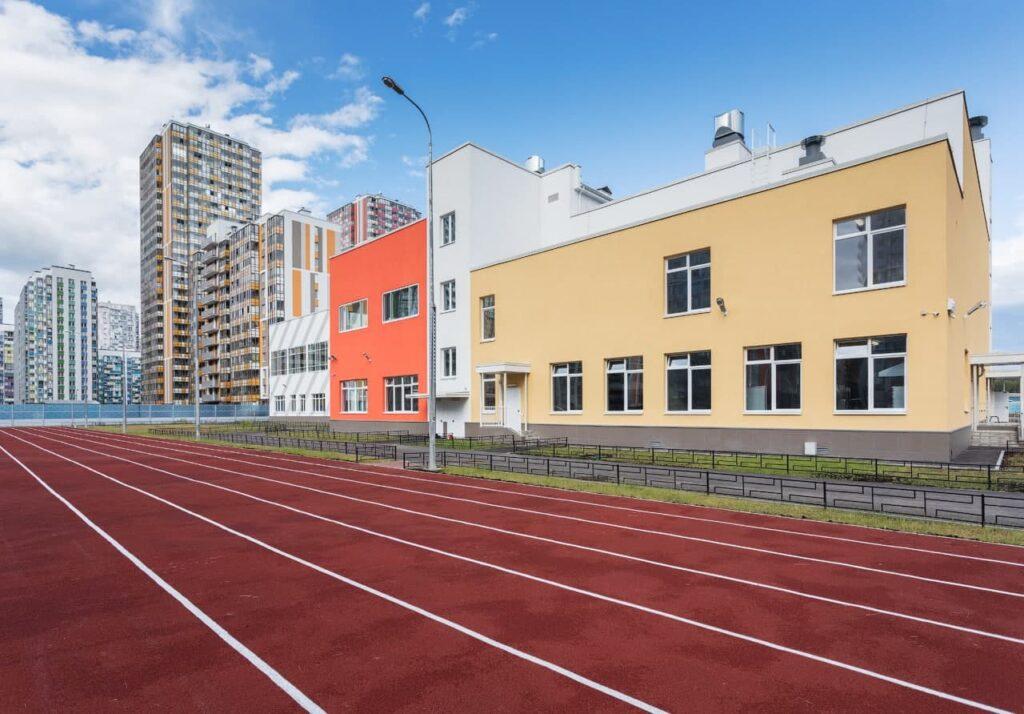 Setl Group построил школу в «Семи столицах» в Кудрово