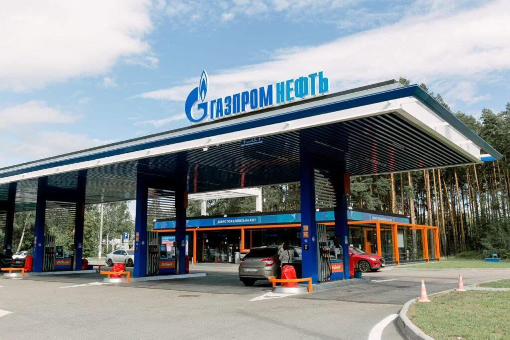 Сеть АЗС «Газпромнефть» отметили наградой за внедрение бережливых инициатив