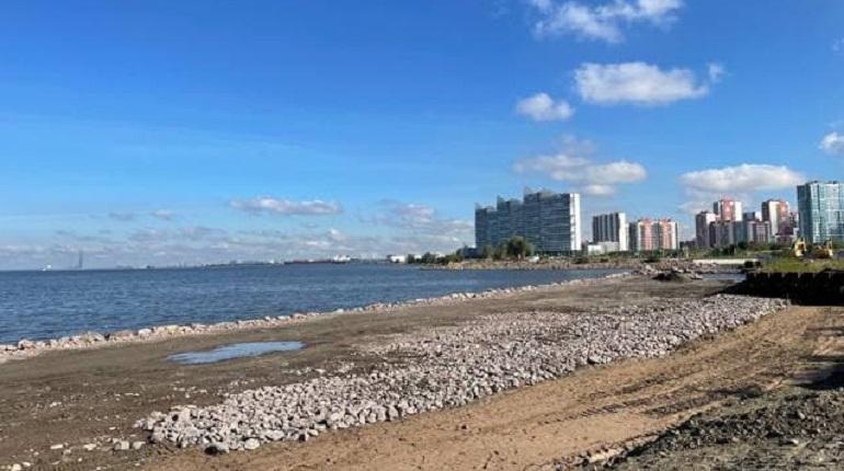 В отношении «Балтийской жемчужины» возбудили административное дело за нарушение условий работ на Дудергофке