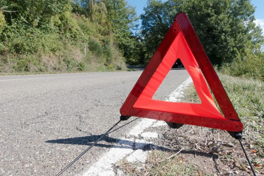 В Ленобласти произошли две смертельные аварии с «перевертышами»