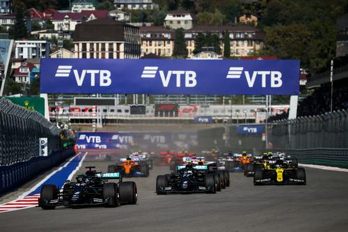 В Сочи стартует Гран-при России «Формулы-1», СКА проиграл «Салавату Юлаеву»
