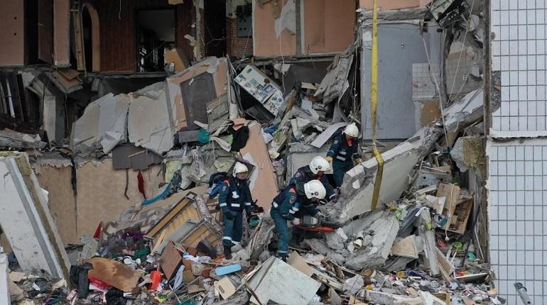 Спасатели нашли тело четвертого погибшего после взрыва в Ногинске