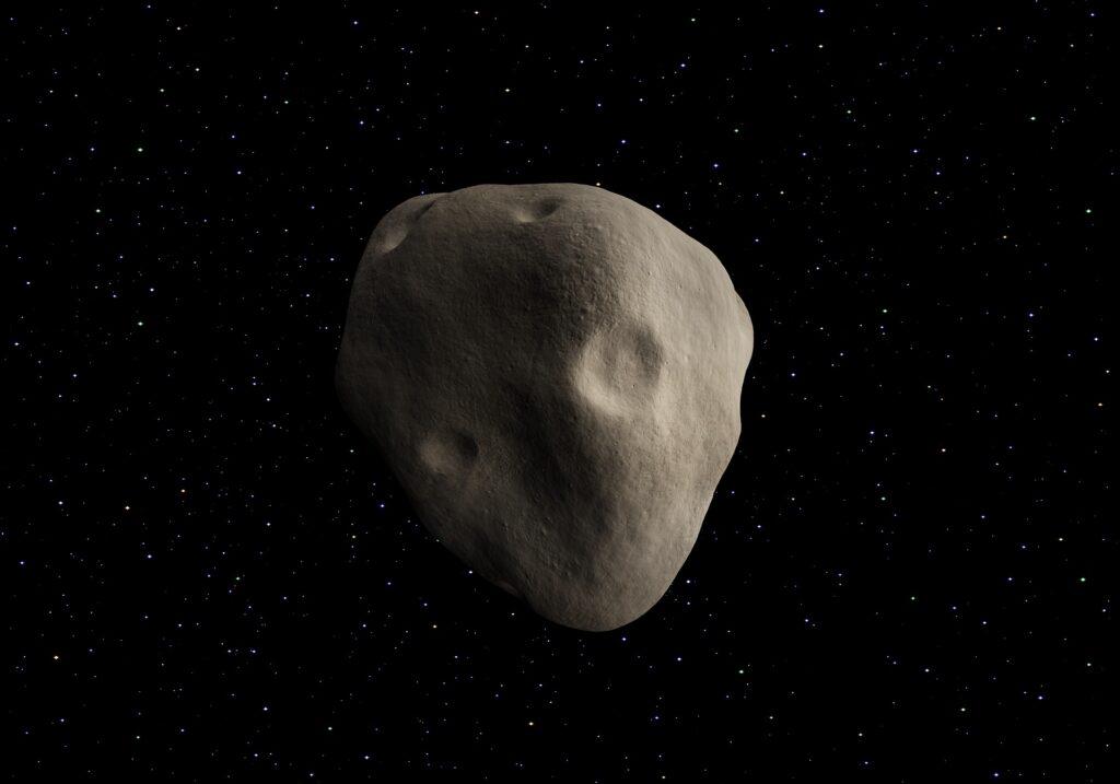 Алмазы в небе: ученые выяснили причину необычной формы околоземных астероидов