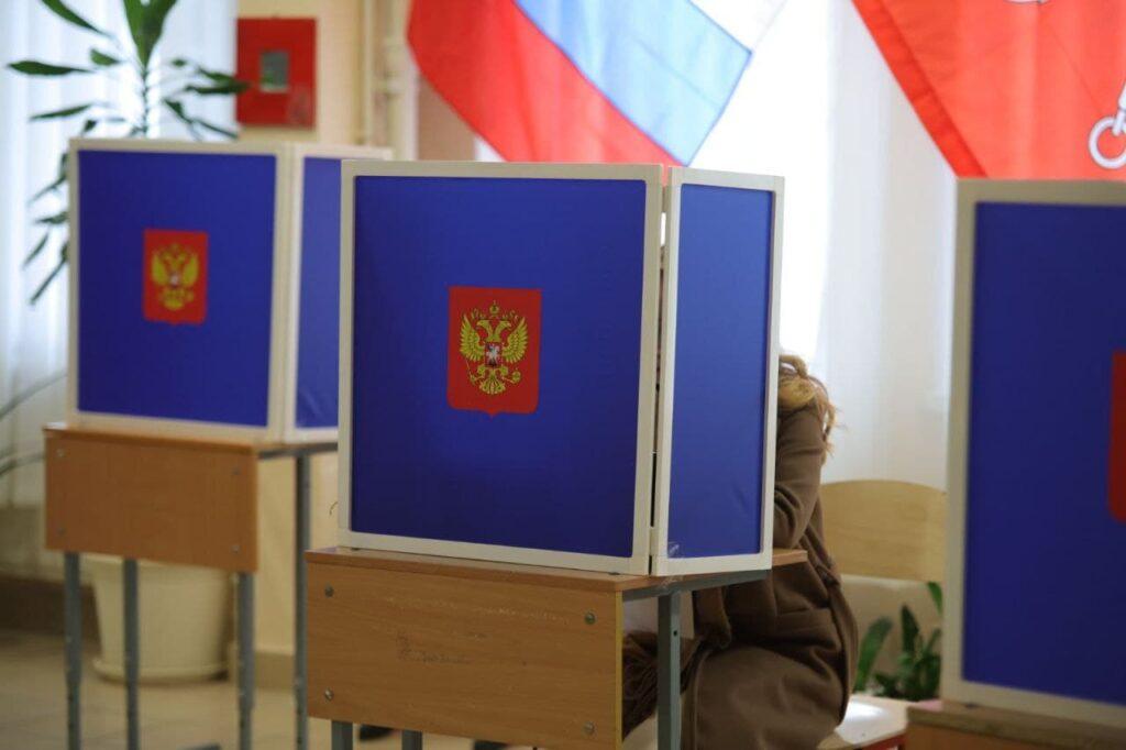 Избирательные участки в Пербурге закрылись в 20:00