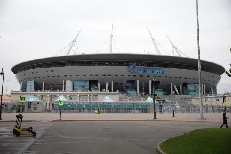 Финал Лиги чемпионов в Петербурге профинансируют ещё почти на 400 миллионов рублей