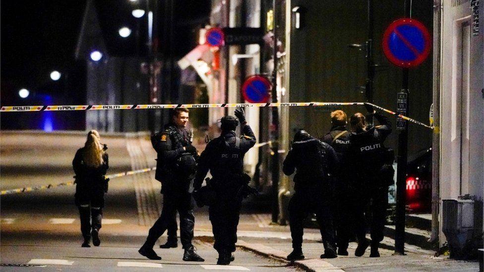 Датчанин застрелил из лука пятерых норвежцев в супермаркете